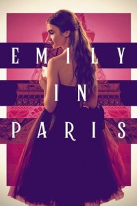 Poster, Emily in Paris Serien Cover