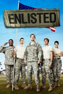 Enlisted, Cover, HD, Stream, alle Folgen