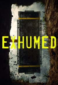 Poster, Exhumed (2021) Serien Cover