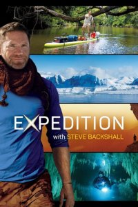 Poster, Expedition am Limit mit Steve Backshall Serien Cover