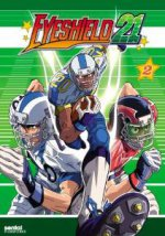 Cover Eyeshield 21, Poster Eyeshield 21