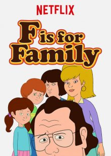 F Is for Family, Cover, HD, Stream, alle Folgen