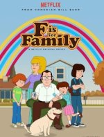Cover F Is for Family, Poster F Is for Family