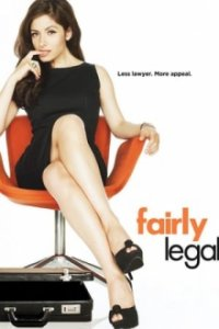 Cover Fairly Legal, Poster Fairly Legal