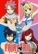 Cover Fairy Tail, Poster Fairy Tail