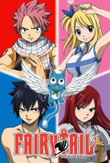 Fairy Tail, Cover, HD, Serien Stream, ganze Folge