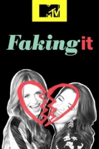 Poster, Faking It Serien Cover