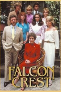 Cover Falcon Crest, TV-Serie, Poster