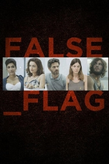 Cover von False Flag (Serie)