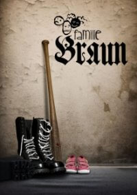 Poster, Familie Braun Serien Cover