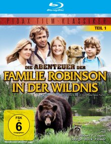 Poster, Familie Robinson Serien Cover