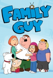 Family Guy, Cover, HD, Serien Stream, ganze Folge
