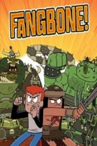 Cover Fangbone!, TV-Serie, Poster