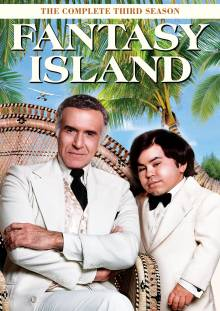 Cover der TV-Serie Fantasy Island