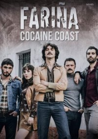 Poster, Farina - Cocaine Coast Serien Cover