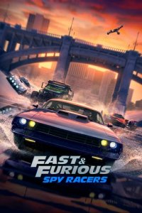 Poster, Fast & Furious Spy Racers Serien Cover