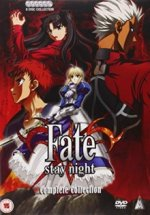 Cover Fate/stay night, Poster Fate/stay night