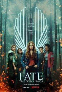 Fate: The Winx Saga Cover, Fate: The Winx Saga Poster, HD