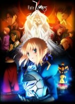Cover Fate/Zero, Poster, Stream