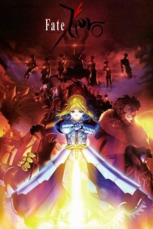 Fate/Zero, Cover, HD, Stream, alle Folgen