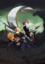 Cover Fate/Apocrypha, Poster Fate/Apocrypha