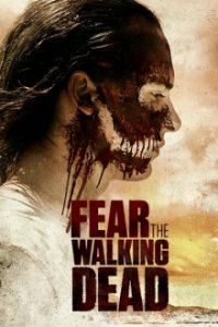 Cover Fear the Walking Dead, Poster