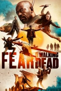 Cover Fear the Walking Dead, Poster Fear the Walking Dead