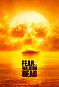 Fear the Walking Dead Cover, Fear the Walking Dead Poster