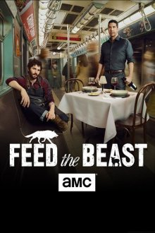 Feed the Beast Cover, Poster, Feed the Beast DVD