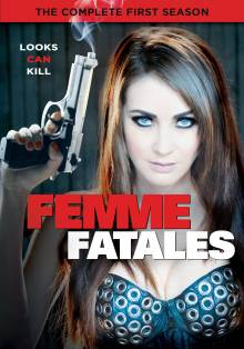 Cover Femmes Fatales, Poster