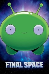 Poster, Final Space Serien Cover