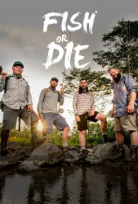 Poster, Fish or Die – Angeltrip ins Ungewisse Serien Cover