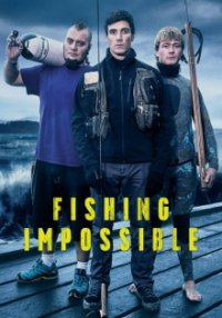 Fishing Impossible Cover, Poster, Blu-ray,  Bild