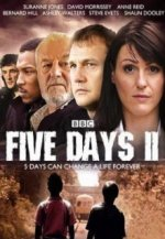 Cover Five Days, Poster Five Days
