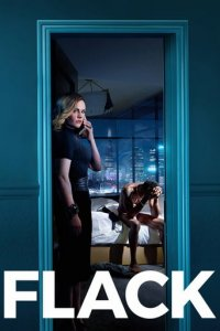 Poster, Flack Serien Cover
