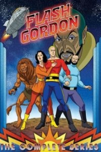 Flash Gordon (Zeichentrick) Cover, Online, Poster