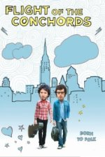 Cover Flight of the Conchords, Poster Flight of the Conchords