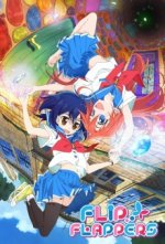Cover Flip Flappers, Poster Flip Flappers