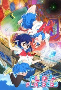 Cover der TV-Serie Flip Flappers