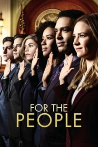 For the People Serien Cover