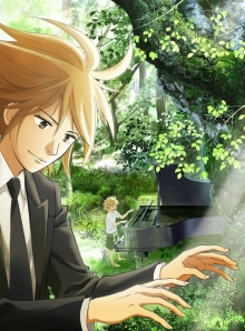 Forest of Piano, Cover, HD, Serien Stream, ganze Folge