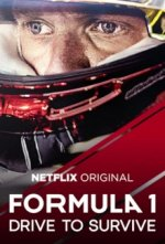 Cover Formula 1: Drive to Survive, Poster Formula 1: Drive to Survive
