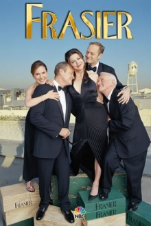 Frasier, Cover, HD, Stream, alle Folgen
