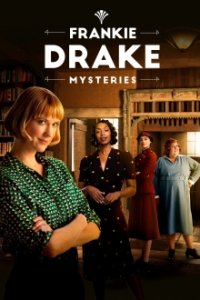 Frankie Drake Mysteries Cover, Online, Poster
