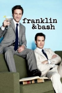 Cover Franklin & Bash, Poster