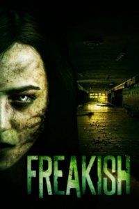 Cover Freakish, Poster