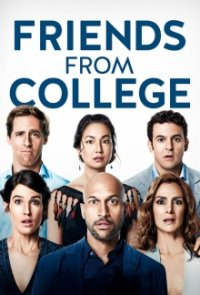 Cover der TV-Serie Friends from College