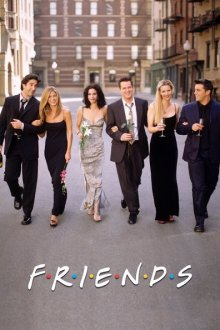 Friends Cover, Online, Poster