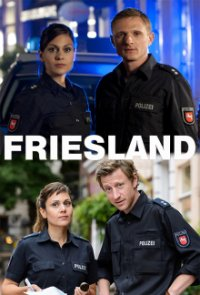 Poster, Friesland Serien Cover