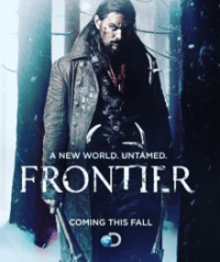 Cover der TV-Serie Frontier 2016